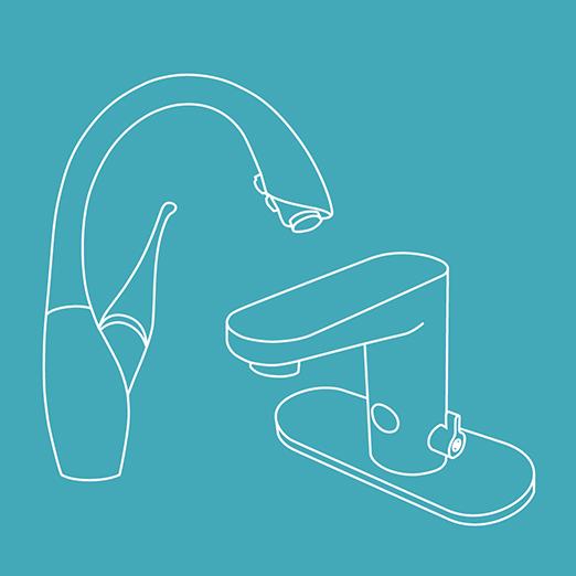 Kitchen & Bath Faucets